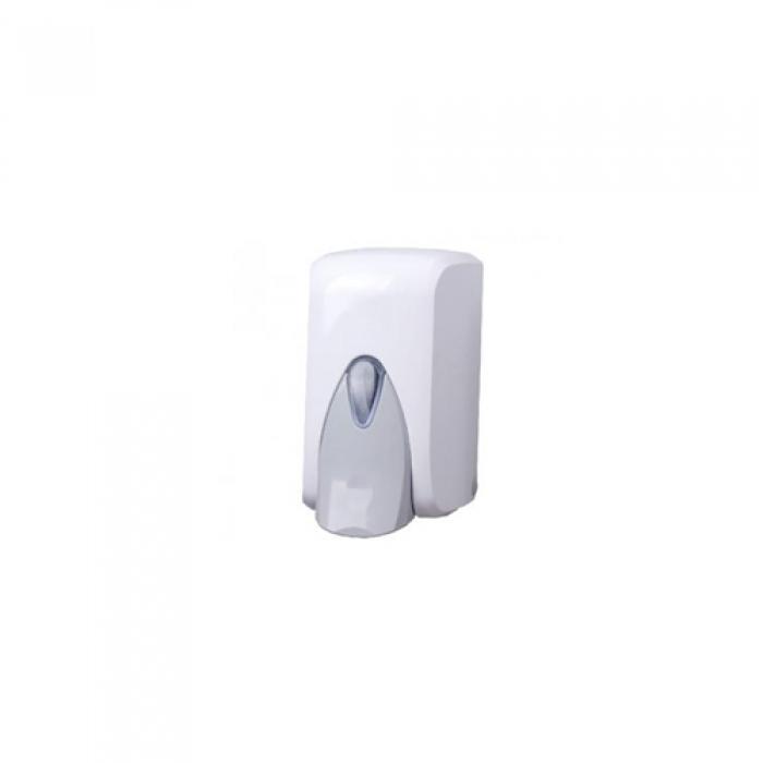 Дозатор для жидкого мыла медицинский 500 мл. (белый)