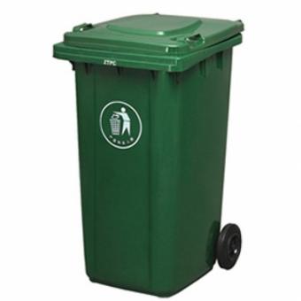 Бак пластиковый для мусора 120 л