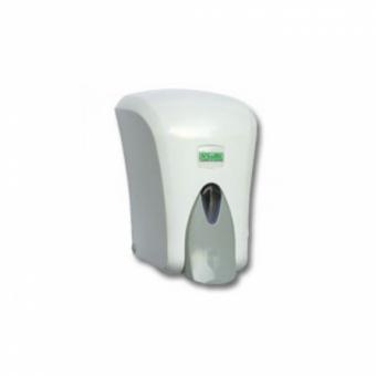 Дозатор жидкого мыла с баком 1000 мл (белый)